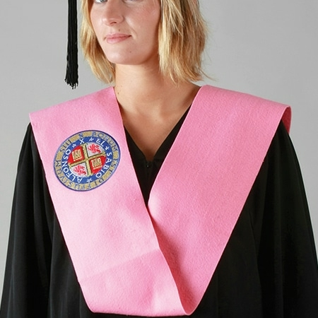 Echarpe de diplômé Beca