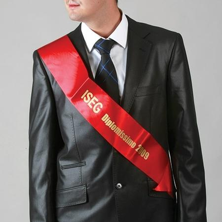 Echarpe de diplômé Miss