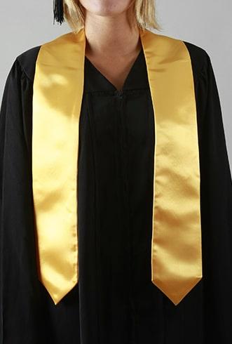 Echarpe de diplômé